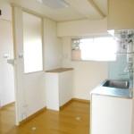 冷蔵庫・洗濯機スペース