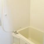 シャワー付浴室