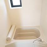 シャワー付浴室 まあるいお風呂